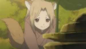 tis is kawai youkkai (pest yokkai) fox ^_^