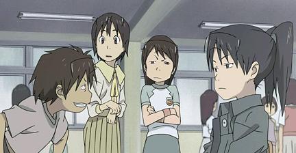hahmoiii vasemmalta daichi yas fumie yasako ^O^